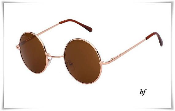 Round sunglasses women vintage sunglasses men summen uv400