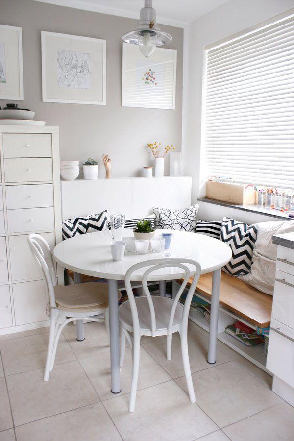 Las 25 mejores ideas sobre Kleine Eckbank en Pinterest Ikea - küchen für kleine räume