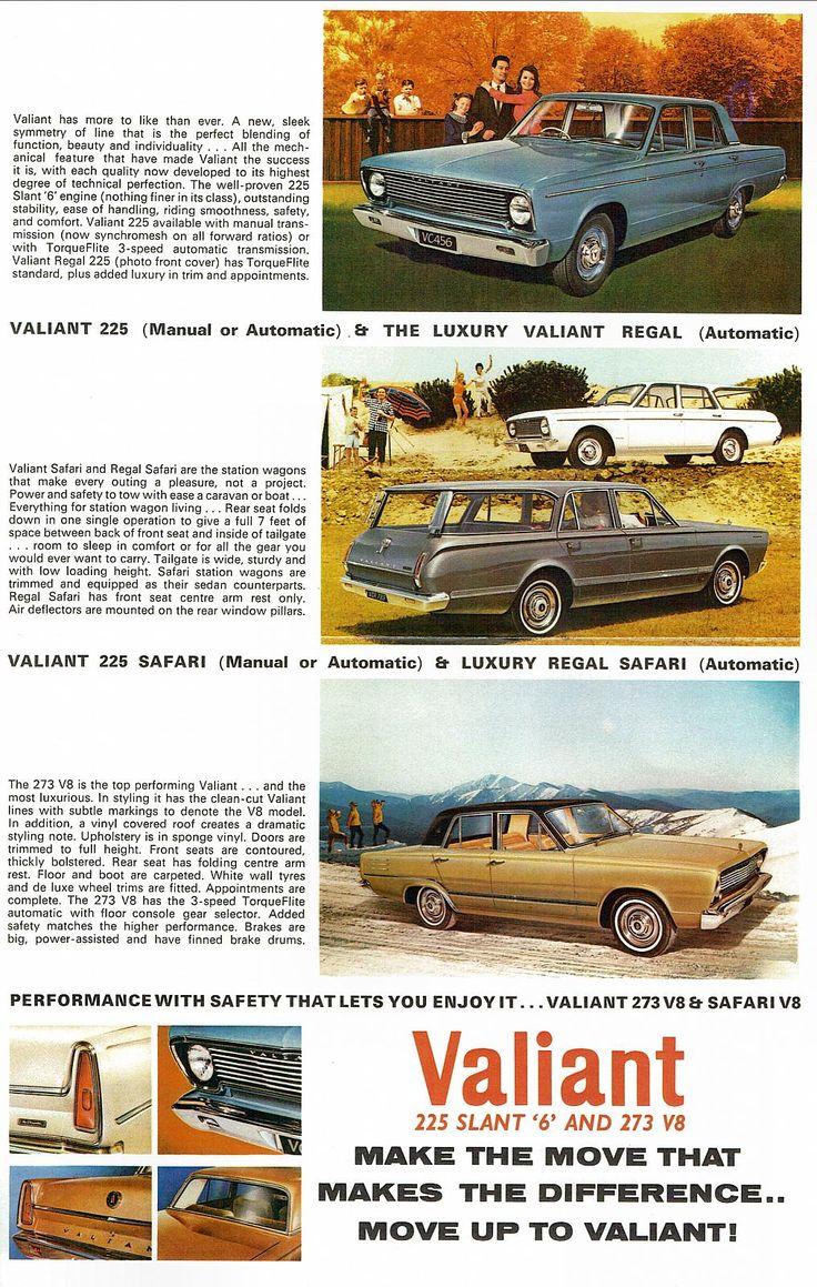 1966 Chrysler VC Valiant