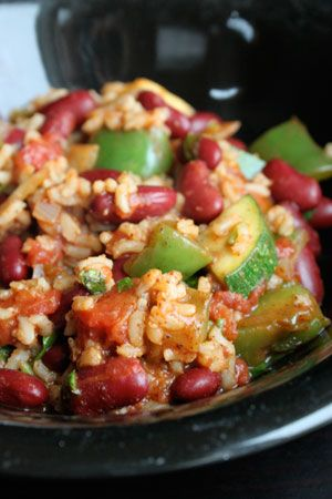 15 Minute Red Beans and Rice. This was SUPER EASY and super great. I ...