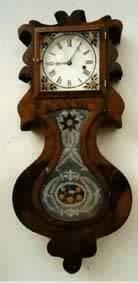 A rare J.C. Brown Clock Co. acorn timepiece - Circa 1847-1850