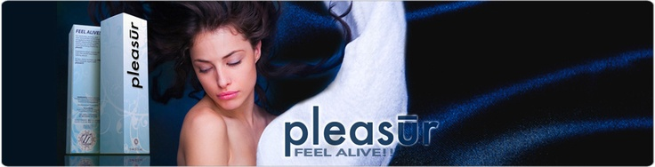 Pleasur has been reported to improve and maintain vaginal secretion and moisture; improve quality of sleep after use; improve various problems resulting from estrogen reduction (dryness and sensitivity); alleviate some menopausal symptoms; maintain proper functioning female genital tissues, resulting in better relationships and greater intimacy.