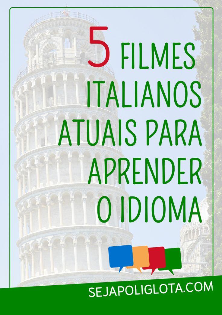 5 filmes italianos atuais que você precisa assistir e que vão te ajudar a aprender o idioma. E o melhor: um deles está disponível na Netflix! ;)