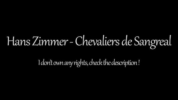 Hans Zimmer - Chevaliers de Sangreal (1 Hour) - The Da Vinci Code Soundt...