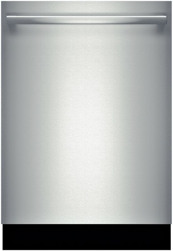 """Bosch SHX65T55UC 24"""" Built-In Dishwasher with Bar Handle - 500 Series - Quietest Dishwashers Dishwasher Built-In"""