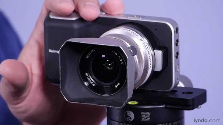 Blackmagic camera tutorial: The Blackmagic Pocket Cinema Camera form factor