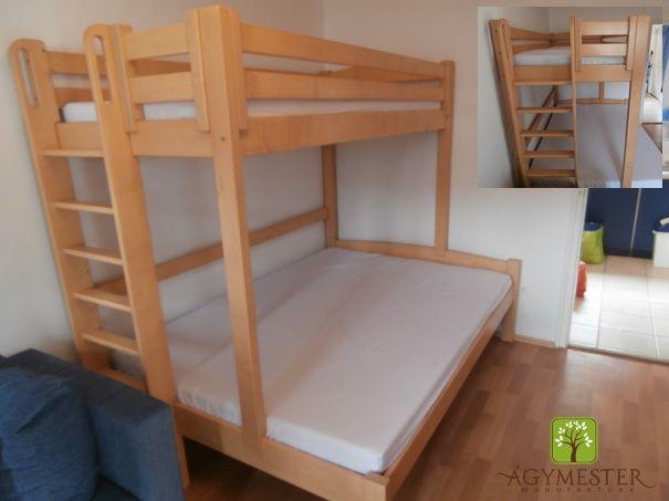 Nagytesó, kistesó ágy