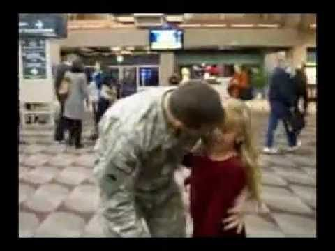 (BEST OF YOUTUBE) SOLDIERS SURPRISING LOVED ONES:: i may or may not be crying...
