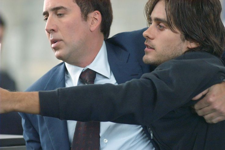 Jared Leto and Nicolas Cage - ''LORD OF WAR''