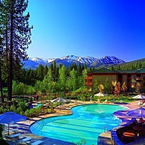 Hyatt Regency Lake Tahoe Resort - Spa and Casino -Lake Tahoe (Nevada)