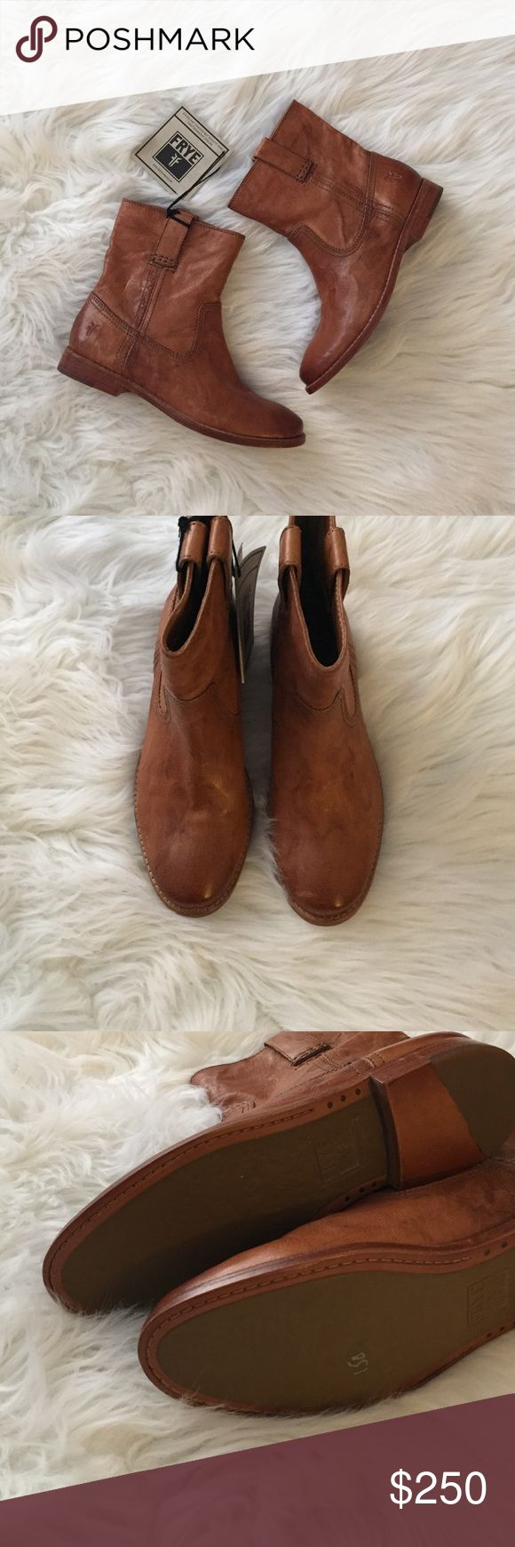 Frye Ankle Boots Gorgeous boots!   » Offers through the offer button  » Bundling discounts available  » No trades » NWT Frye Shoes Ankle Boots & Booties
