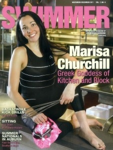 Do you know San Francisco's Chef Marisa Churchill.....  She brings the sweetness to your kitchen... ;-)    *Mezes Greek Kitchen, San Francisco*  mezessf.com