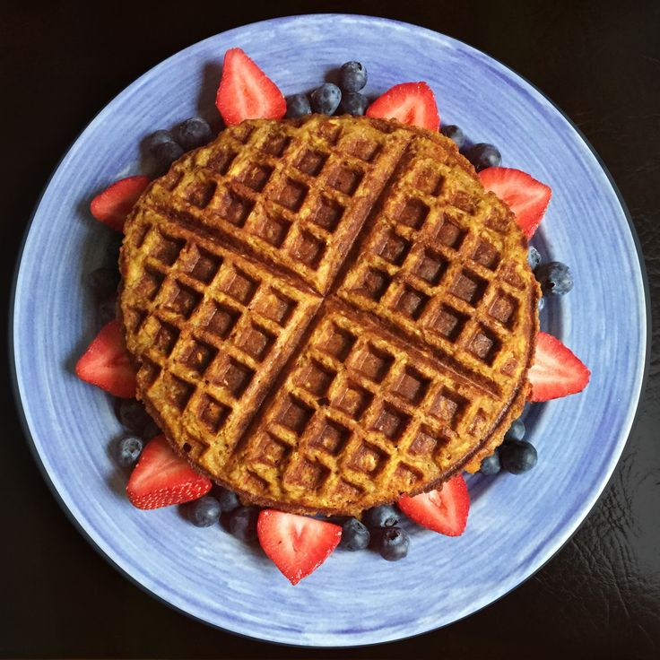 The Secret Ingredient to Mastering the Vegan Waffle Game