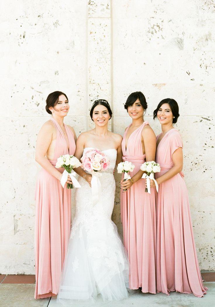 bridesmaid dresses idea; photo: Lindsay Madden Photography