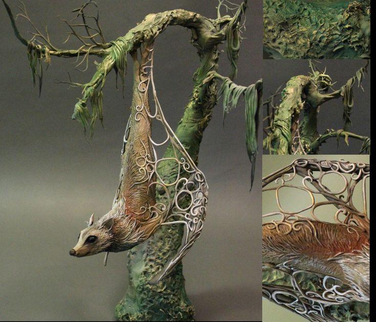 Best Ellen Jewitt Images On Pinterest Sculpture Art - Surreal animal plant sculptures ellen jewett