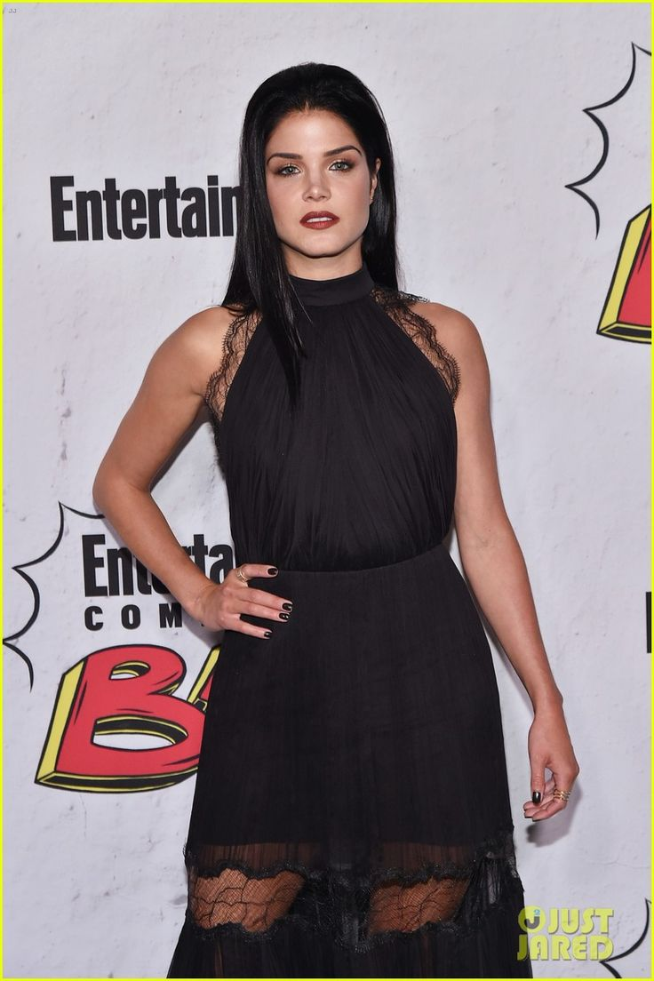 Marie Avgeropoulos at Entertainment Weekly's Comic-Con 2017