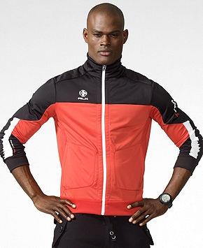RLX Ralph Lauren Jacket, Active Terry Jacket - Mens Hoodies & Track Jackets - Macy's