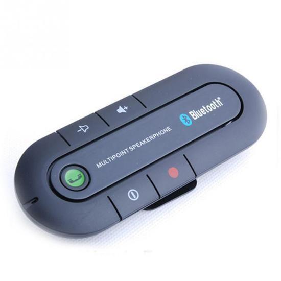 Bluetooth Car Kit Handsfree Speakerphone