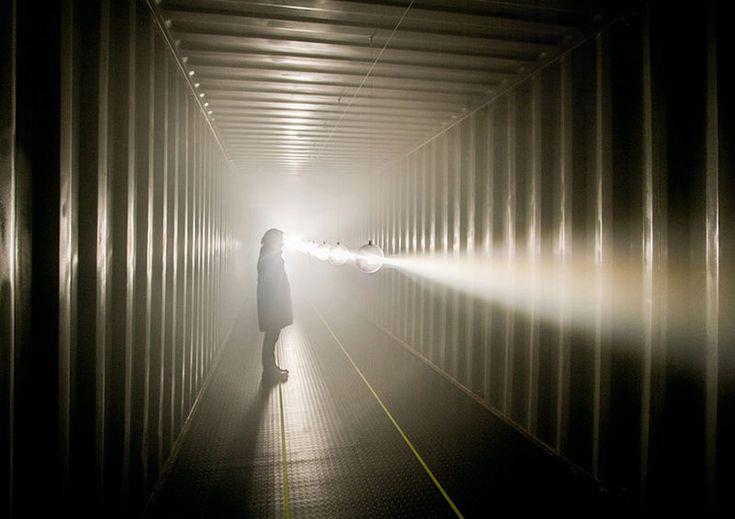 Shipping Container Workspaces : Village Underground Lisboa