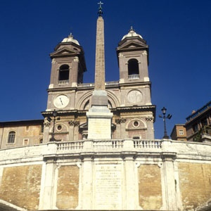 12. Hike up the Spanish Steps. Quote some Shelley. #monogramsvacations