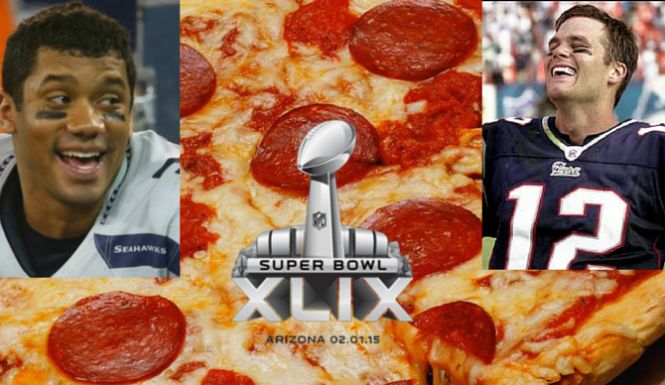 Super Bowl Sunday is the busiest pizza day of the year, and pizza chains, including Domino's, Papa John's, Pizza Hut, and Papa Murphy's, are offering game day