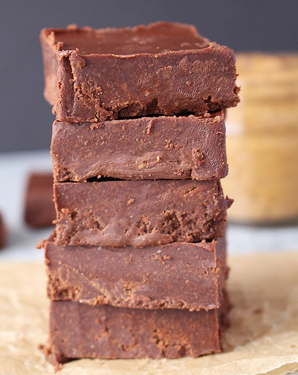 This coconut oil fudge is creamy, sweet, and so delicious! If you are looking for a healthier fudge- this is it!  Source: www.jaysbakingmecrazy.com