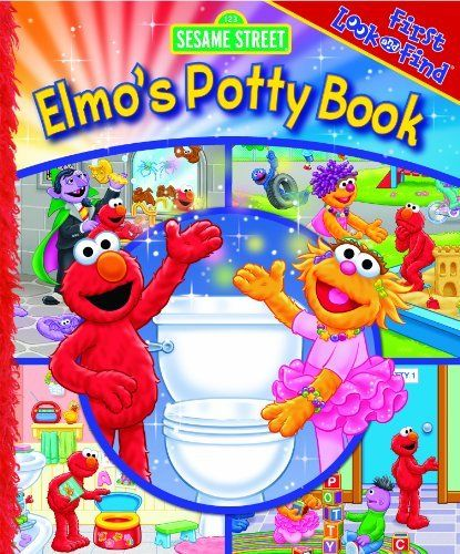First Look and Find: Elmo's Potty Book by Editors of Publications International. $8.98. Publisher: Publications International (September 1, 2010). Publication: September 1, 2010. Reading level: Ages 2 and up. Series - First Look and Find