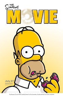 The Simpsons Movie (2007) I know every word of this movie. Just simply love it!