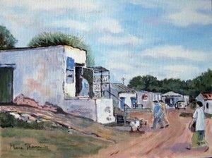 """""""Bokkom Lane, Velddrif, South Africa"""""""