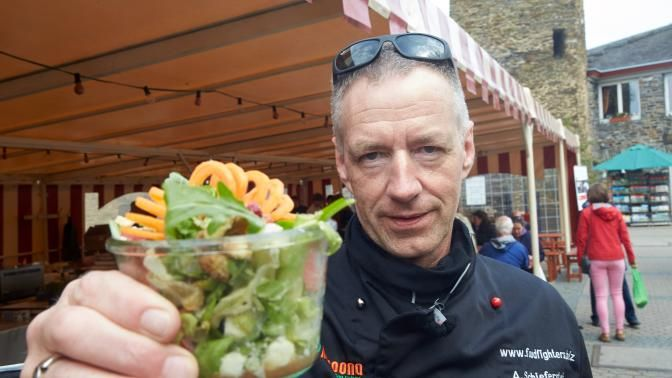 Michael Schieferstein, FoodFighters e.V.