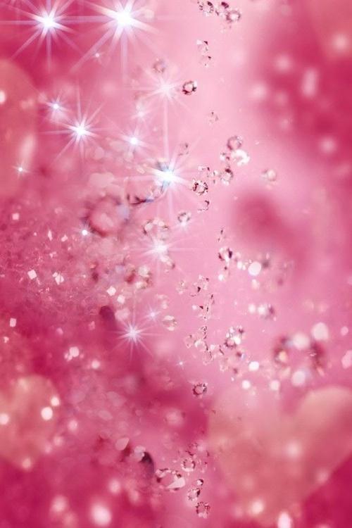 Dit is een achtergrond met mooie diamanten en roze achtegrond