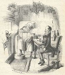 19 December 1843: Dickens publishes A Christmas Carol #Christmas #Dickens