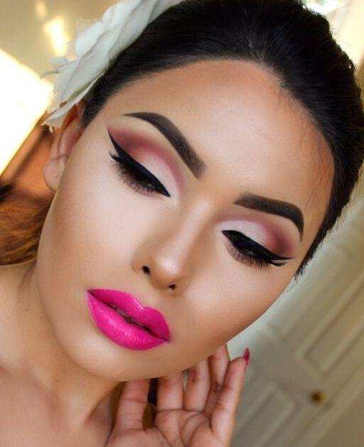 Pretty make-ups