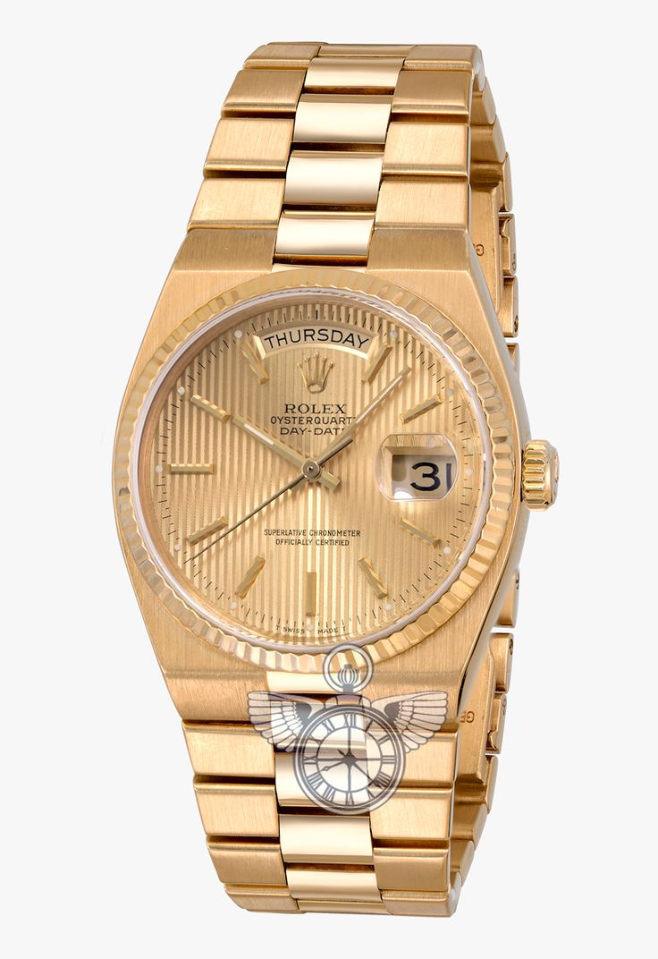 Buy Rolex Oyster Quartz Day-Date Champagne Dial in Moscow