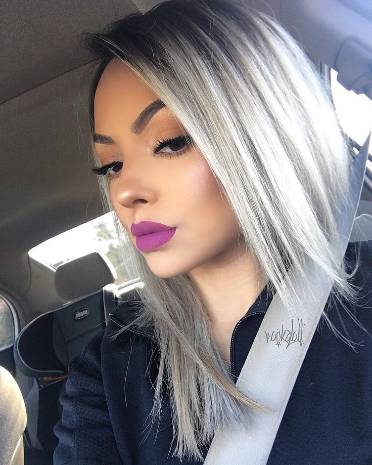 Pin By Wendy Pineda On Hair In 2019 Hair Ash Blonde