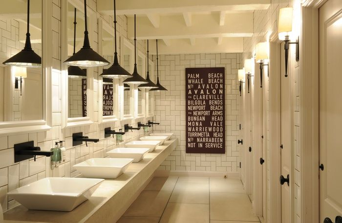 Ideas about restroom design on pinterest public