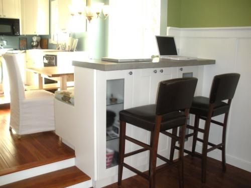 Breakfast Bar Designs Small Kitchens - Kitchen Design Ideas ...