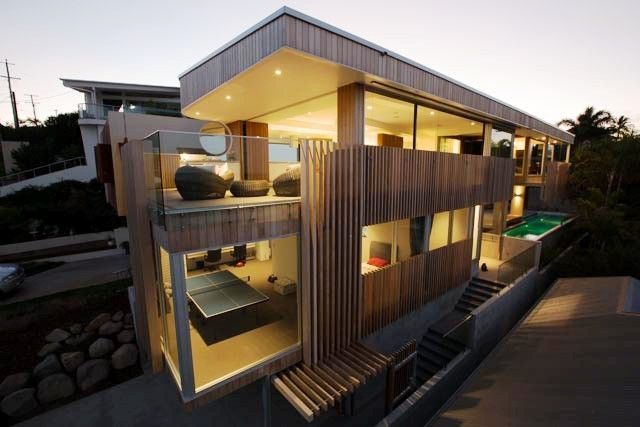 Kelly House by Monster Ideas Architects