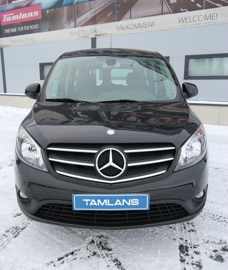 Wheelchair Accessible Mercedes-Benz Citan Tamlans