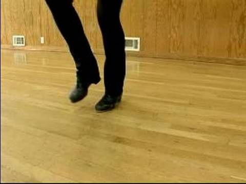 Advanced Tap Dance Lessons : Paddle & Roll Combination in Advanced Tap D...