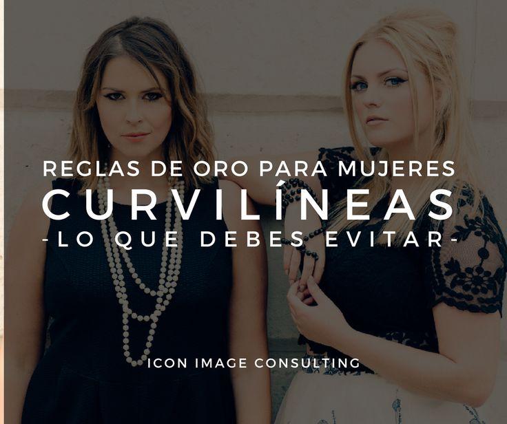 Tips en moda para mujeres curvilíneas, lo que debes evitar para resaltar tu silueta. Fashion tips by Icon. Asesoría de imagen Medellín. Presencial y online.
