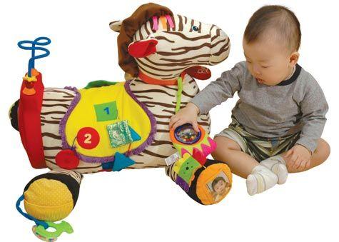 K's Kids - Ryan 28 Activity Toy