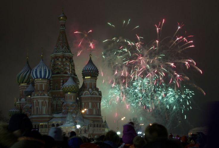 Bienvenida al 2013 | Fotogalería | Actualidad | EL PAÍS | Moscú