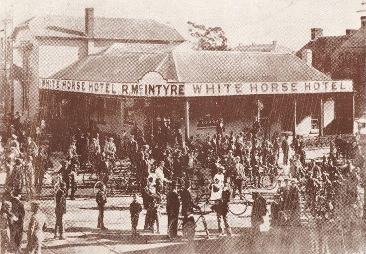 The White Horse Hotel Parramatta