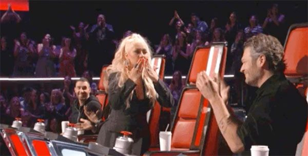 'The Voice' Live Blog: Christina Aguilera Is Back With A Vengeance As Season 10 Begins