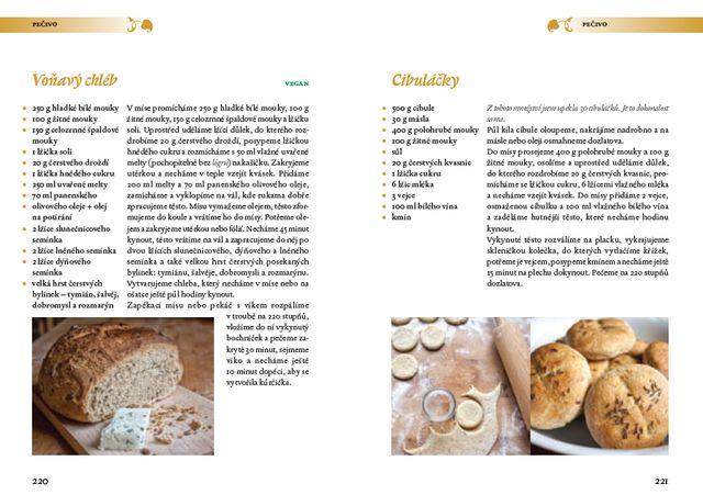 Kuchařka ze Svatojánu - Zahrada na talíři 3