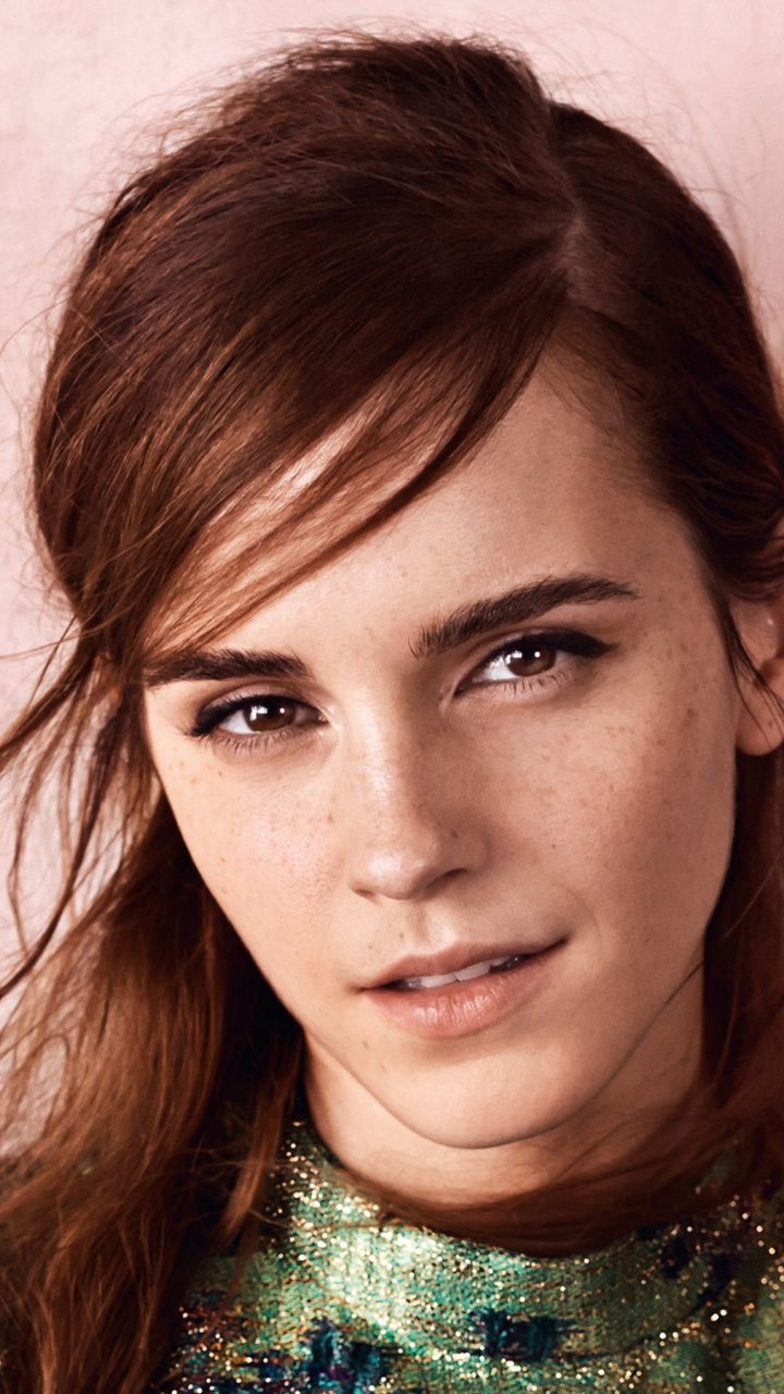 Emma Watson Brunette Beautiful Celebrity 720x1280 Wallpaper Emma Watson Beautiful Celebrities Beautiful Actresses