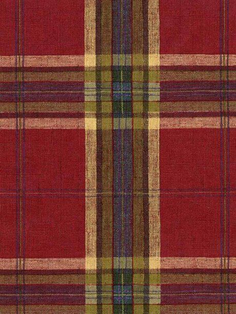 plaid wallpaper. totally 40's. this would be sweet in a library with huge, redwood bookshelves and deep mahogany floors and louis XIV style chairs