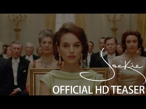 The first Jackie trailer shows why Natalie Portman's Jackie Kennedy is earning Oscar buzz - Vox