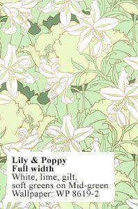 Charles Rupert Designs Historic Wallpapers Pattern